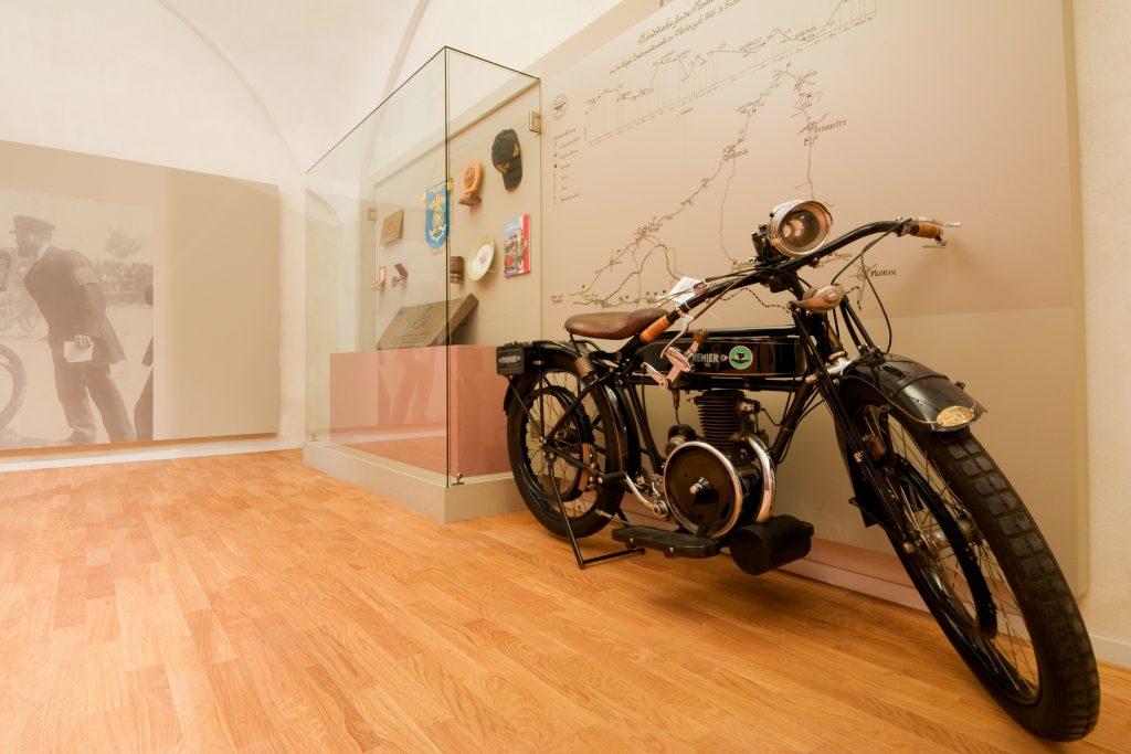 Pacov a motocyklový sport