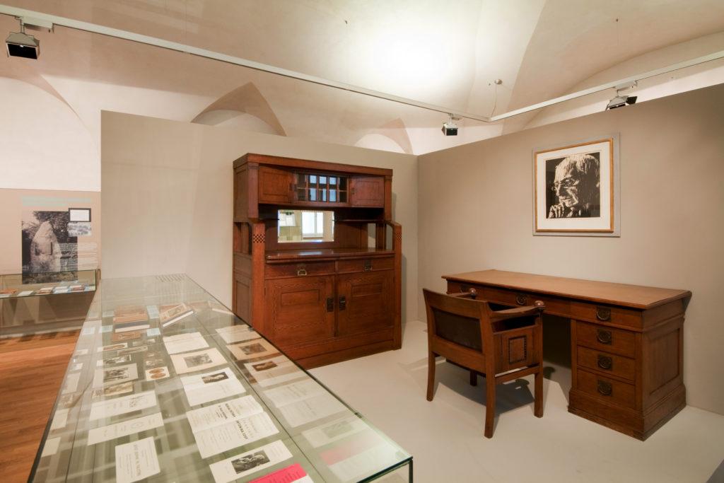 Expozice Městského muzea Antonína Sovy v Pacově
